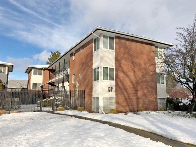 1604 W 8th Ave Unit 102, Spokane, WA 99204 (#201910996) :: THRIVE Properties