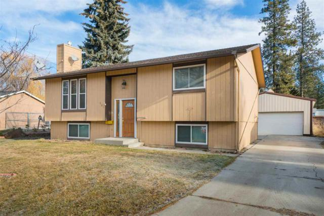 605 S Pine View Dr, Medical Lake, WA 99022 (#201911109) :: April Home Finder Agency LLC
