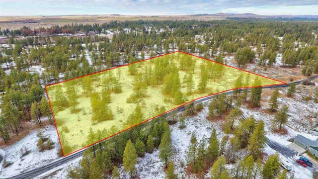 Lot 6 S Hunter Rd, Cheney, WA 99004 (#201911392) :: April Home Finder Agency LLC