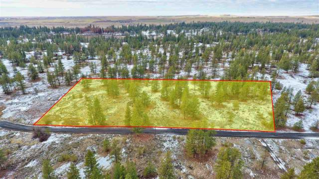 Lot 7 S Hunter Rd, Cheney, WA 99004 (#201911393) :: April Home Finder Agency LLC