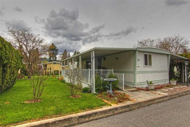 208 S Neyland Ave #31, Liberty Lake, WA 99019 (#201911496) :: The Hardie Group