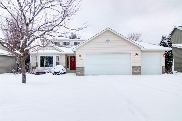 1422 N Murray Ln, Liberty Lake, WA 99019 (#201911557) :: April Home Finder Agency LLC