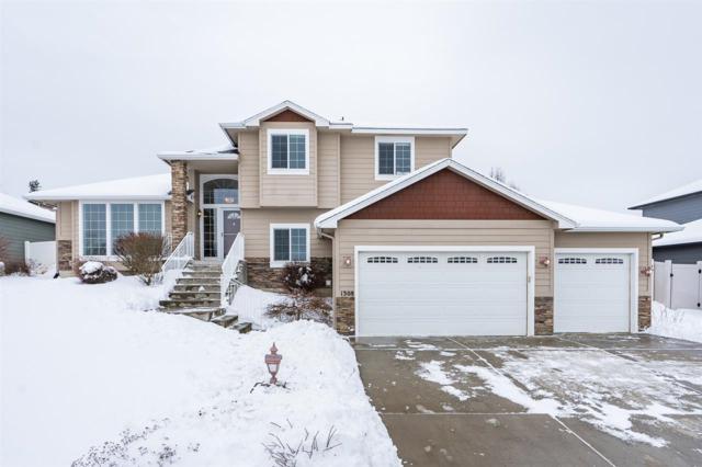 1308 S Drummond Rd, Spokane Valley, WA 99016 (#201911677) :: April Home Finder Agency LLC