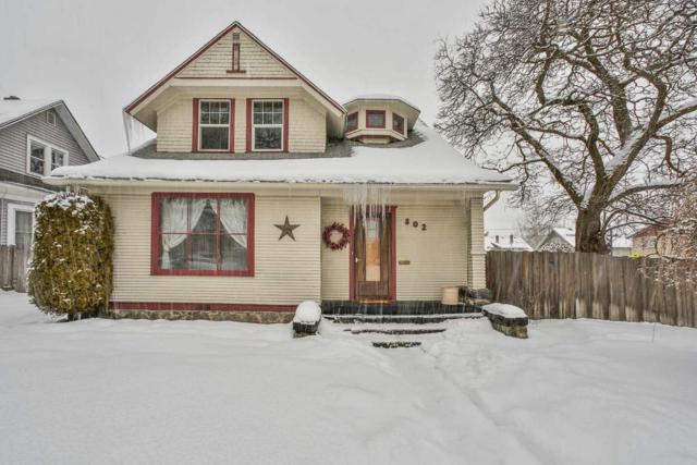 802 W Shannon Ave, Spokane, WA 99205 (#201911729) :: Prime Real Estate Group
