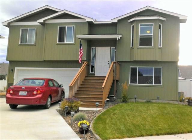 1924 N Coach Dr, Spokane Valley, WA 99016 (#201912090) :: THRIVE Properties