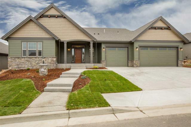 7164 S Tangle Heights Dr, Spokane, WA 99224 (#201912359) :: Top Agent Team