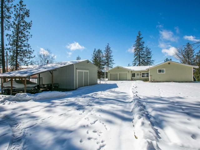 6489 Lakeview Dr, Nine Mile Falls, WA 99026 (#201912540) :: 4 Degrees - Masters