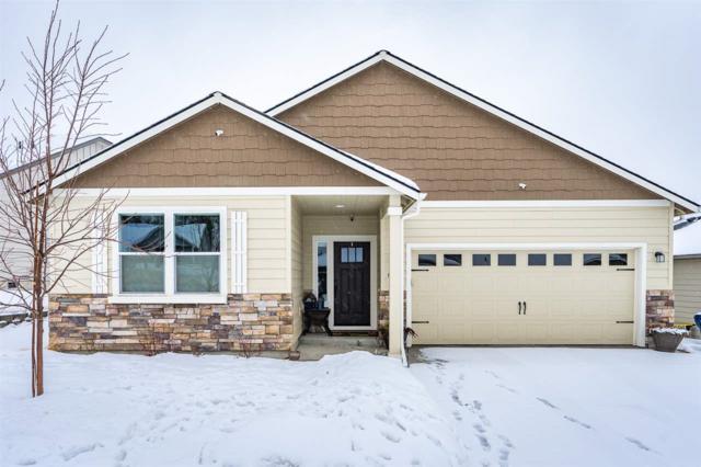 6922 S Jasper Dr, Spokane, WA 99224 (#201912602) :: THRIVE Properties