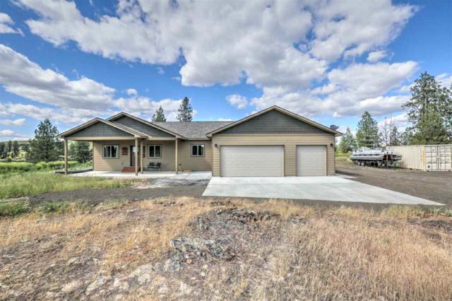 16722 W Williams Lake Rd, Cheney, WA 99004 (#201912797) :: 4 Degrees - Masters