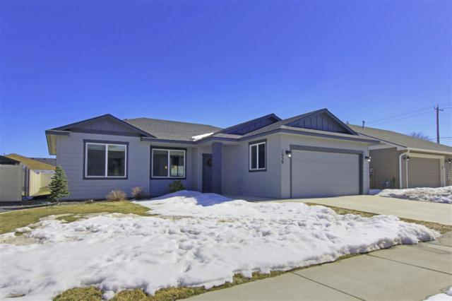 1630 N Caufield Ct, Liberty Lake, WA 99016 (#201912810) :: The Hardie Group