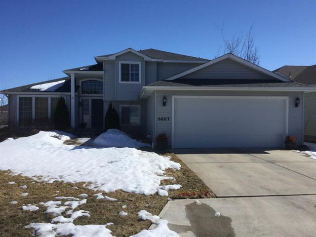 6607 S Creekstone St, Spokane, WA 99224 (#201912838) :: THRIVE Properties
