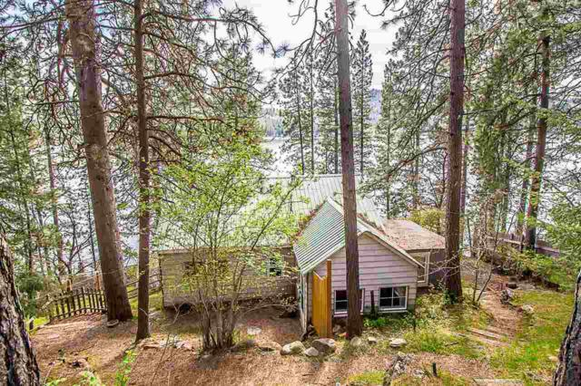 12927 N East Newman Lake Dr, Newman Lake, WA 99025 (#201912866) :: Chapman Real Estate