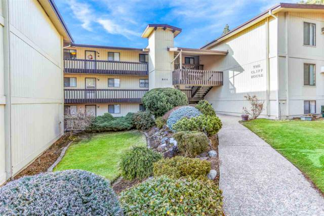 844 W Cliff Dr #103, Spokane, WA 99204 (#201912890) :: THRIVE Properties