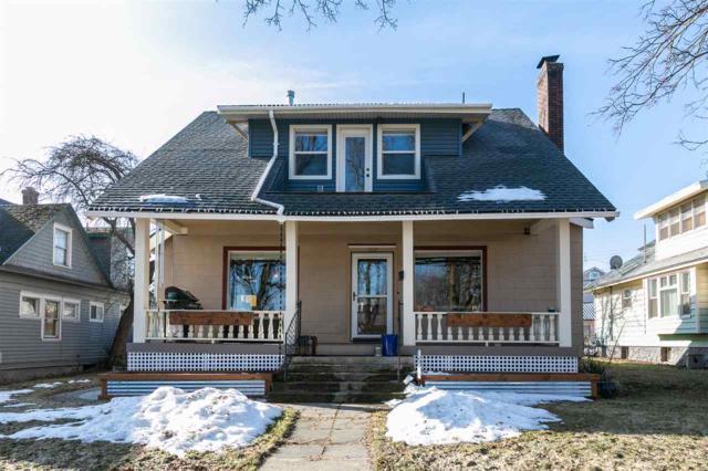 1117 W Mansfield Ave, Spokane, WA 99205 (#201912957) :: THRIVE Properties