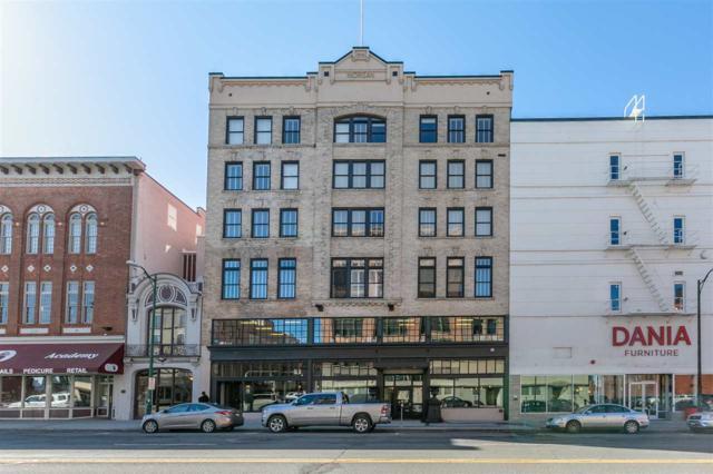 315 W Riverside Ave #402, Spokane, WA 99201 (#201914142) :: Chapman Real Estate