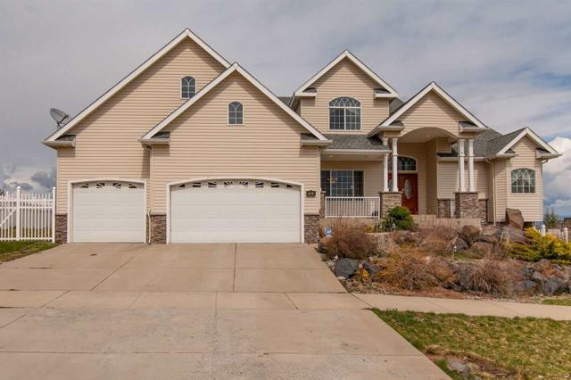 1114 W Chaucer Ave, Spokane, WA 99208 (#201914261) :: April Home Finder Agency LLC