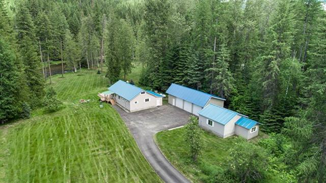 566 Timberlane Rd Bonners Ferry, Other, ID 83805 (#201914454) :: Five Star Real Estate Group