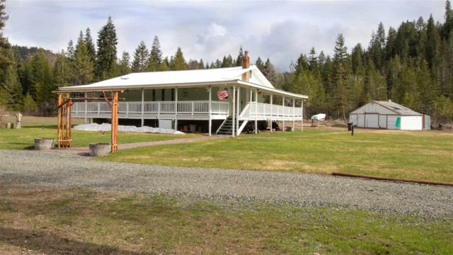 4224A Grouse Creek Rd, Loon Lake, WA 99148 (#201914466) :: The Spokane Home Guy Group