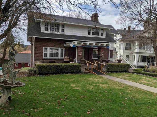 918 S Lincoln St, Spokane, WA 99204 (#201914523) :: Five Star Real Estate Group