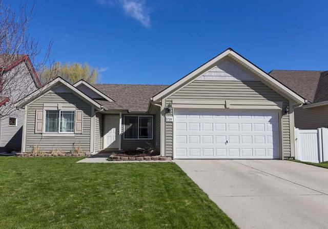 1724 W Sienna Ln, Spokane, WA 99208 (#201914554) :: April Home Finder Agency LLC