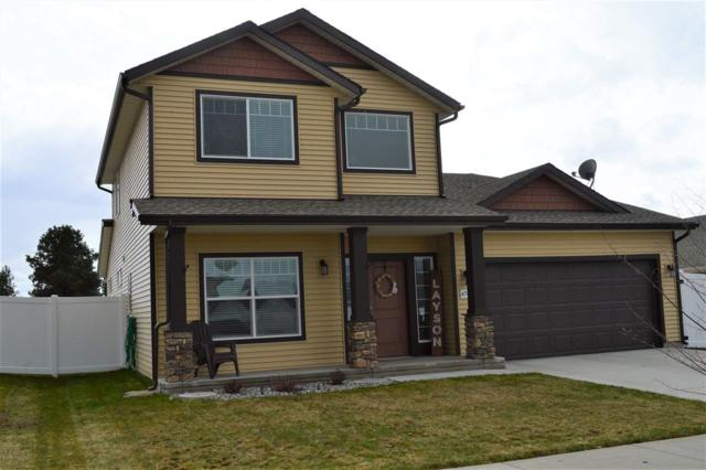 4740 W Tramore Dr, Coeur d Alene, ID 83815 (#201914573) :: The Synergy Group
