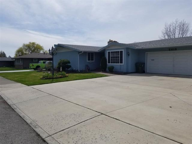 2415 W Wedgewood Ave, Spokane, WA 99208 (#201914634) :: Prime Real Estate Group