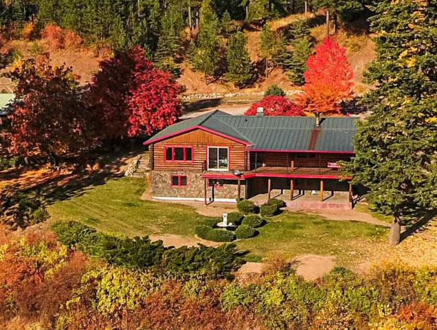 18918 N Green Mountain Ln, Newman Lake, WA 99025 (#201914676) :: The Synergy Group