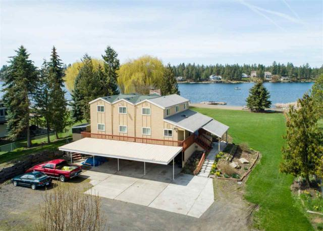 11304 S Silver Lake Rd, Medical Lake, WA 99022 (#201914855) :: Five Star Real Estate Group
