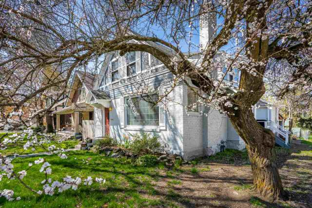 1218 S Maple St Not The Busy Pa, Spokane, WA 99204 (#201914888) :: Prime Real Estate Group