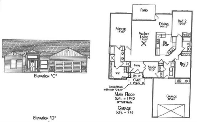 2712 W Howesdale Rd, Spokane, WA 99208 (#201915024) :: Chapman Real Estate