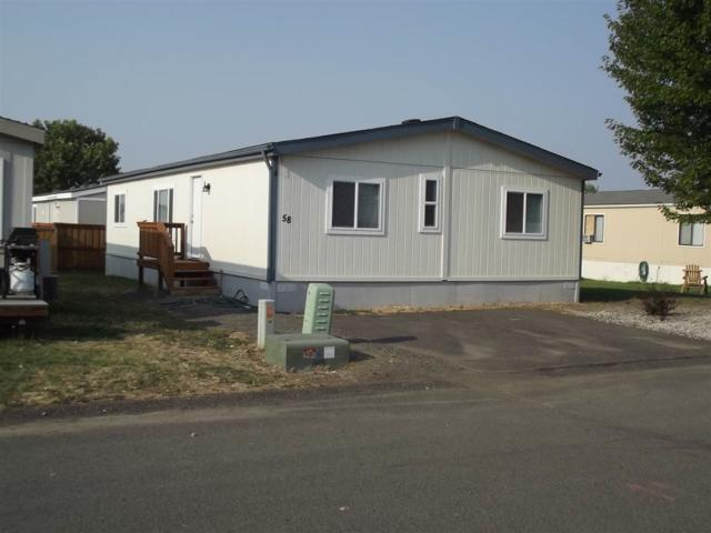 10510 W Richland Rd #58, Cheney, WA 99004 (#201915670) :: Prime Real Estate Group