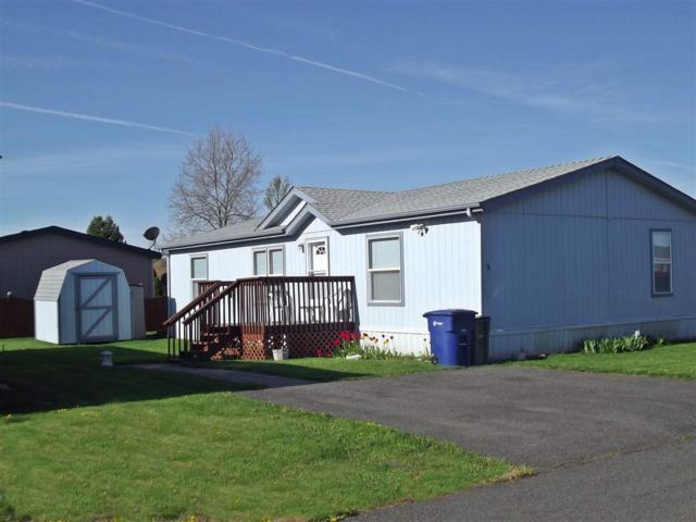 10510 W Richland Rd Unit 31, Cheney, WA 99004 (#201915741) :: Five Star Real Estate Group