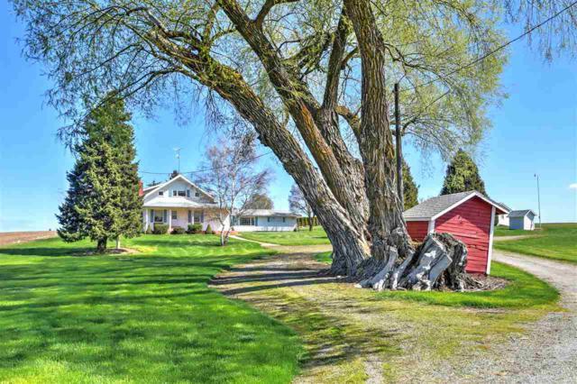 22815 E Truax Rd, Fairfield, WA 99012 (#201915748) :: The Spokane Home Guy Group