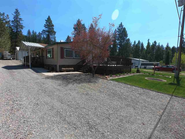 4542 Haney Rd, Loon Lake, WA 99148 (#201915841) :: Five Star Real Estate Group