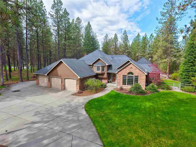 17719 N Saddle Hill Rd, Colbert, WA 99005 (#201916024) :: THRIVE Properties