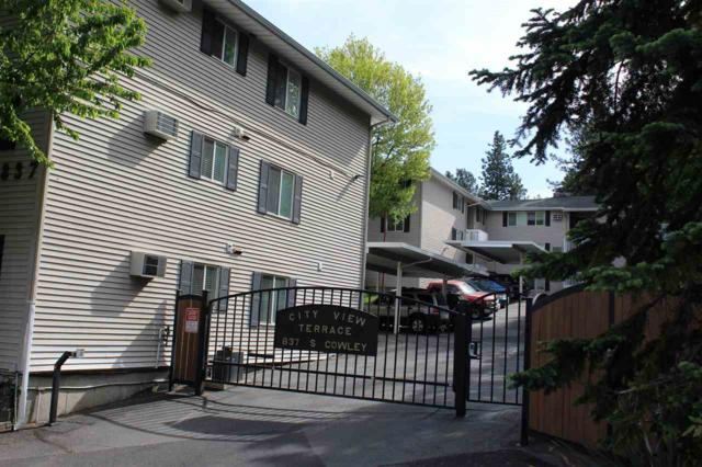 837 S 837 S Cowley St St Unit 502, Spokane, WA 99202 (#201916035) :: Prime Real Estate Group
