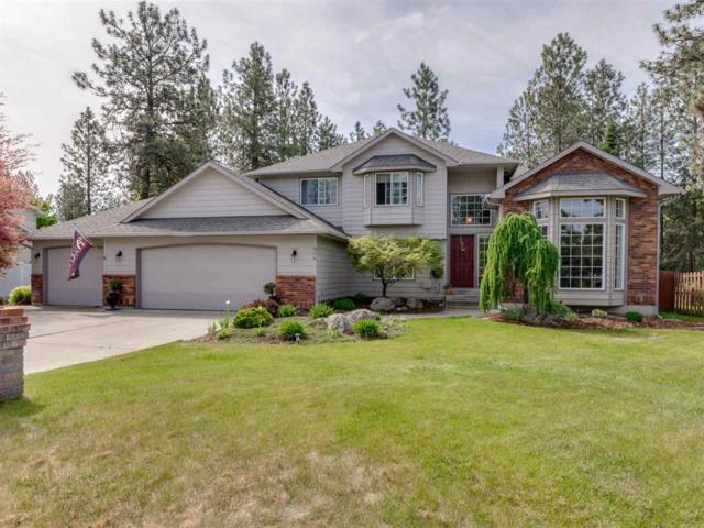 806 E Blackhawk Dr, Spokane, WA 99208 (#201916087) :: Chapman Real Estate