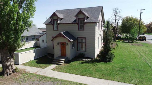 619 Main St, Davenport, WA 99122 (#201916090) :: RMG Real Estate Network