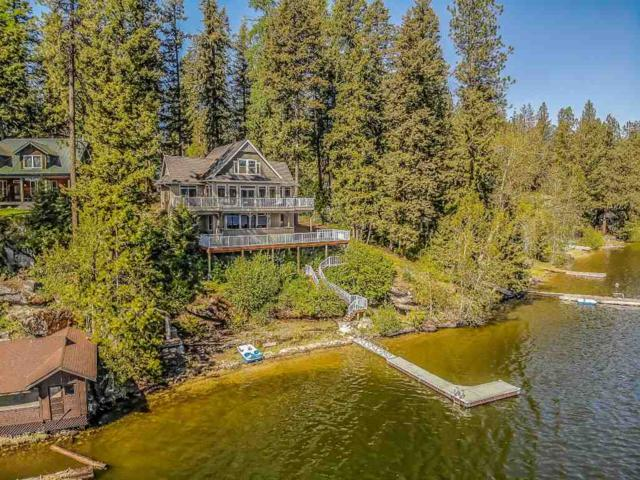 13314 N Peninsula Dr, Newman Lake, WA 99015 (#201916161) :: The Synergy Group