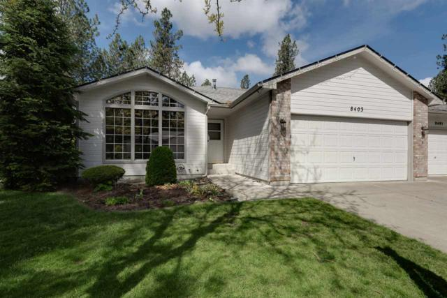 8403 N Pine Meadows Ln, Nine Mile Falls, WA 99026 (#201916223) :: 4 Degrees - Masters