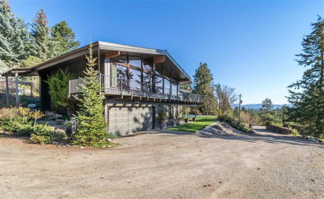 4714 S Schafer Branch Rd, Spokane Valley, WA 99206 (#201916319) :: The Synergy Group