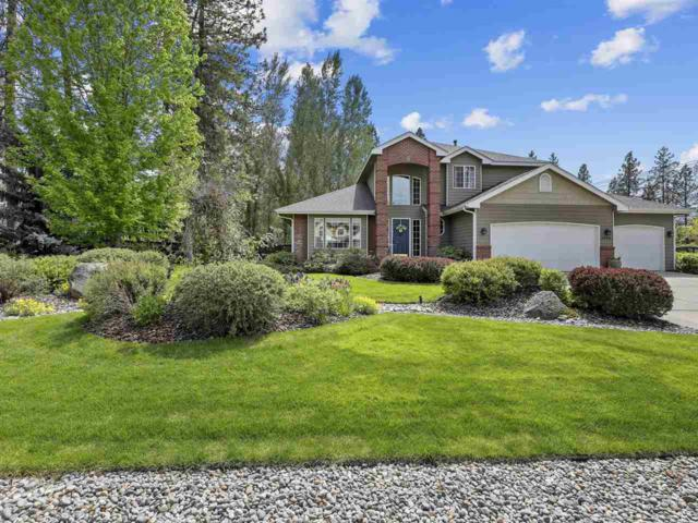 4306 E Eagles Glen Ln, Mead, WA 99021 (#201916390) :: 4 Degrees - Masters