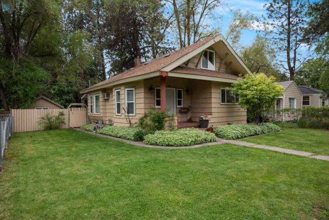 2614 E Hartson Ave, Spokane, WA 99202 (#201916412) :: THRIVE Properties