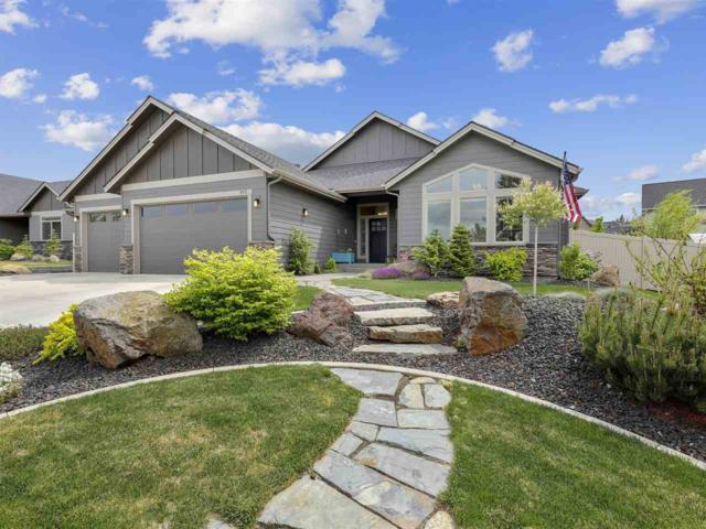 915 W Basalt Ridge Dr, Spokane, WA 99224 (#201916419) :: The Synergy Group