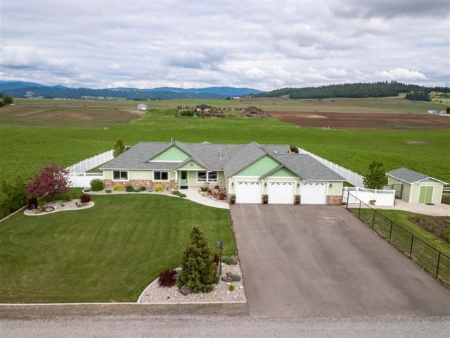 7004 E Peone Rd, Mead, WA 99021 (#201916553) :: Top Spokane Real Estate