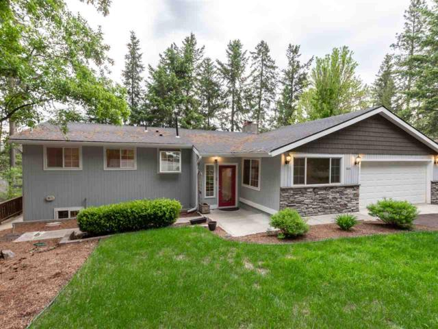1604 W Forest Hills Dr, Spokane, WA 99218 (#201916567) :: Prime Real Estate Group