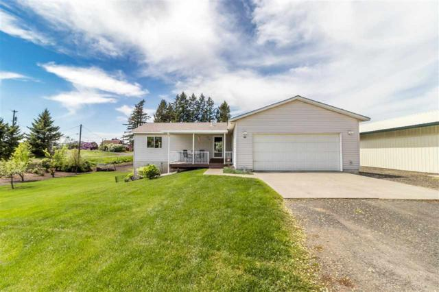 345 S Lake St, Reardan, WA 99029 (#201916700) :: The Synergy Group