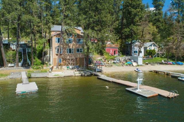 12901 N East Newman Lake Dr, Newman Lake, WA 99025 (#201916769) :: Top Spokane Real Estate