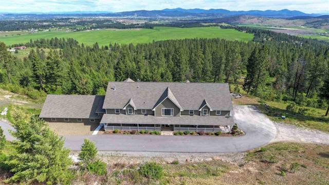 6801 S Saddle Ridge Ln, Greenacres, WA 99016 (#201916802) :: Prime Real Estate Group