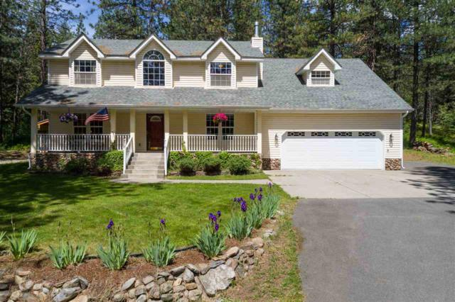 22817 E Morris Rd, Newman Lake, WA 99025 (#201916855) :: Top Spokane Real Estate
